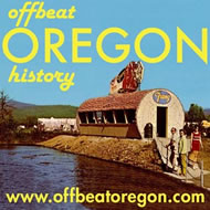 Offbeat Oregon History: Album cover art