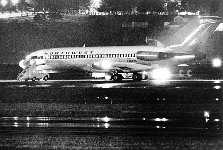 The D B Cooper Skyjacking Legend Took Flight Out Of Pdx