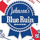 Had William Johnson lived in the present day, he might have Photoshopped up a label for his product based on the Portland area's favorite 'hipster  beer,' Pabst Blue Ribbon.