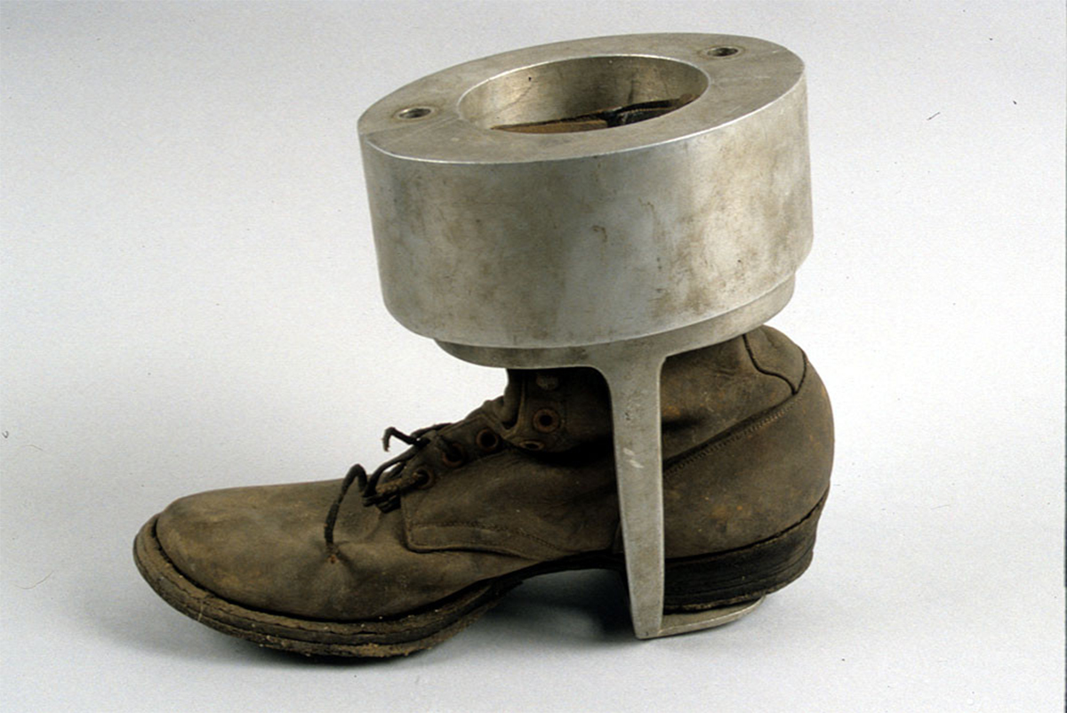 Brutal Oregon Boot Made Our State Prison Famous