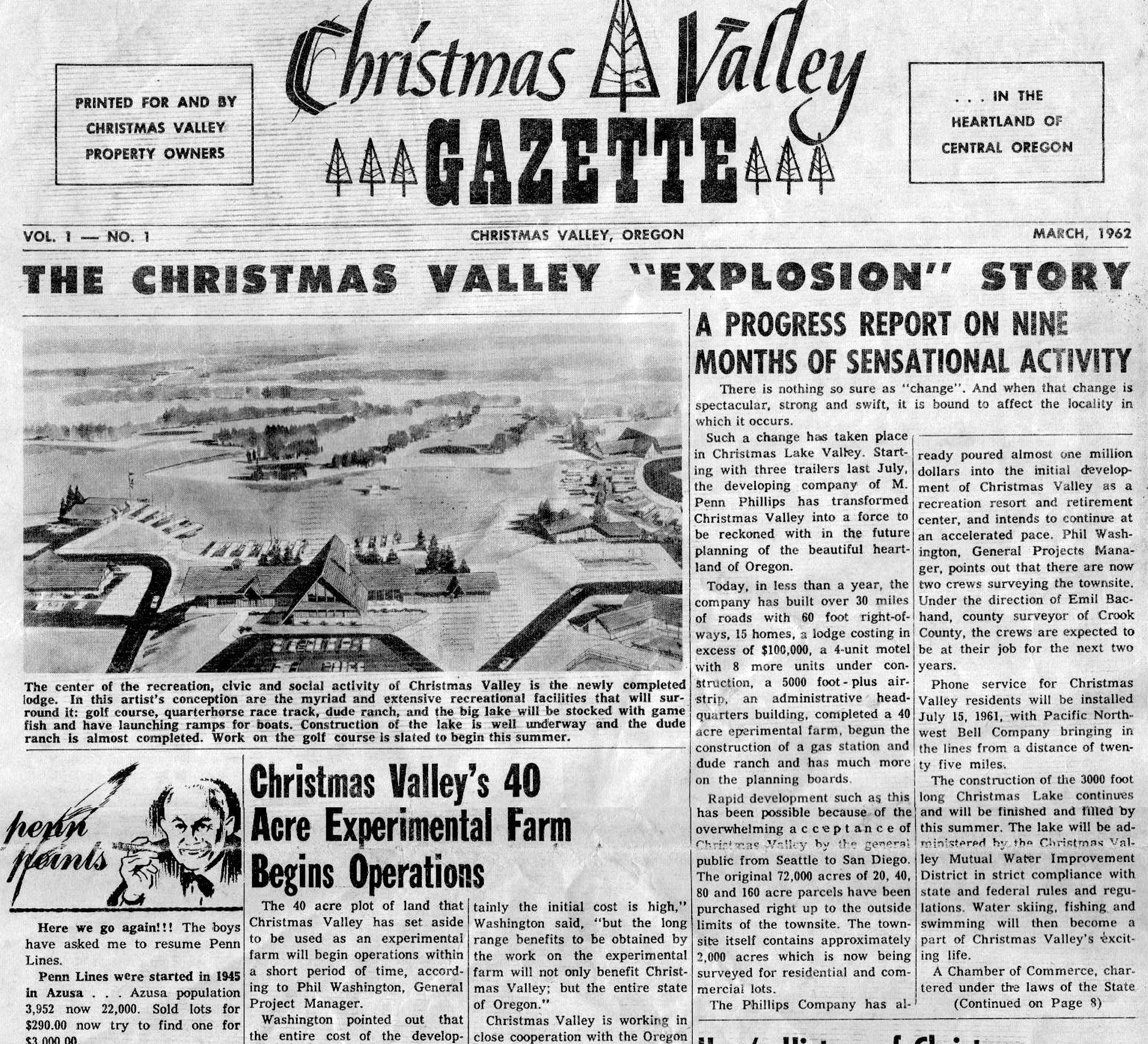 The Great Christmas Valley Land Sales Hustle Offbeat Oregon