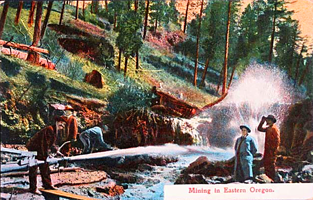 Auburn a long gone gold towns short but colorful past offbeat auburn was founded by miners who sought placer gold the old fashioned way with a shovel and a pan but more sophisticated techniques were soon in play sciox Image collections